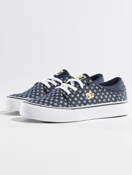 DC Sneakers Trase TX SE blå