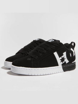 DC Sneakers Court Graffik SQ black