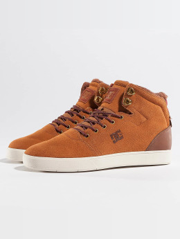 DC Sneakers Crisis High WMT brun