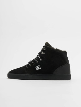 DC Sneakers Crisis High Wnt czarny