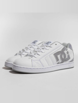 DC Sneakers Net SE white