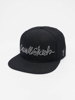De Ferro Snapback Caps Firestarter musta