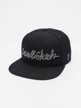 De Ferro Snapback Caps Firestarter svart