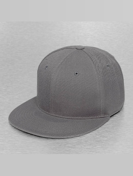 Decky USA Casquette Fitted Retro gris