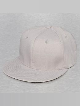 Decky USA Flexfitted Cap Flat Bill grau