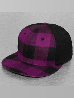 Decky USA Flexfitted Cap Flat Bill violet