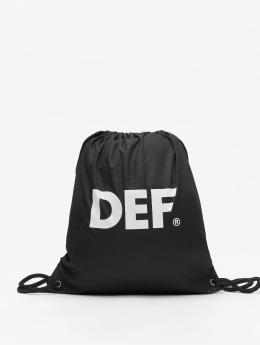 DEF Gymnastikpose Logo sort