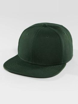 DEF snapback cap Basic olijfgroen