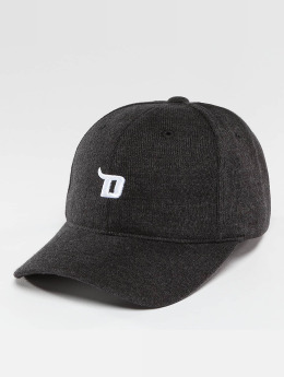 Devilsfruit Snapback Caps Logo čern