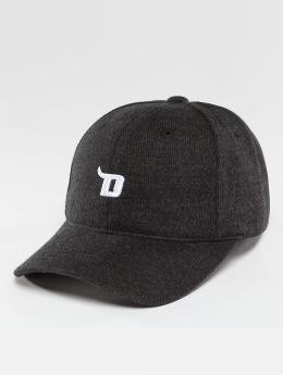 Devilsfruit Snapback Caps Logo sort