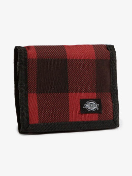 Dickies Crescent Bay Wallet Red