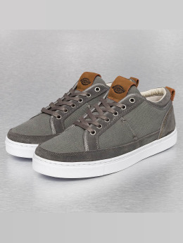 Dickies New Jersey Sneakers Charcoal Grey