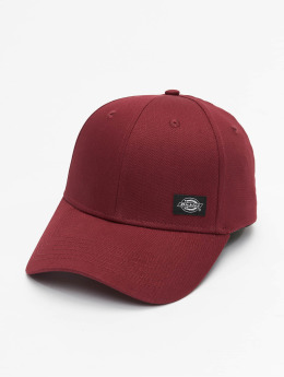 Dickies Casquette Flex Fitted Morrilton rouge