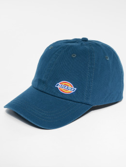Dickies Casquette Snapback & Strapback Willow City 5 Panel bleu