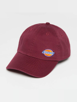 Dickies Casquette Snapback & Strapback Willow City rouge