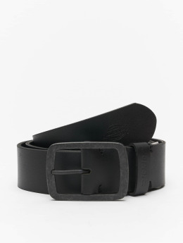 Dickies Ceinture Eagle Lake Leather noir