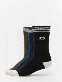 Dickies Chaussettes New Boston noir