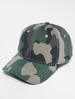 Dickies snapback cap Grant Town 6 Panel camouflage