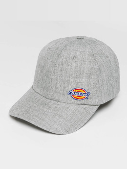 Dickies Willow City 5 Panel Cap Grey Melange