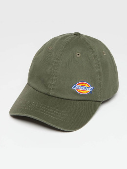 Dickies Willow City 5 Panel Cap Dark Olive