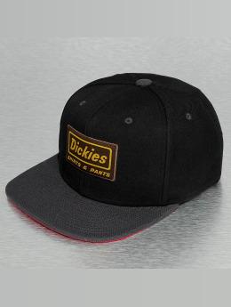 Dickies snapback cap Jamestown zwart