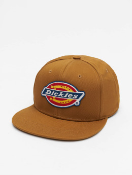 Dickies Muldoon Snapback Cap Brown Duck