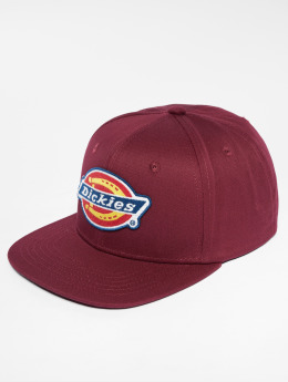 Dickies Snapback Caps Muldoon red