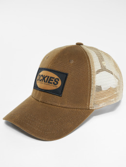 Dickies Trucker Cap Jonesville braun