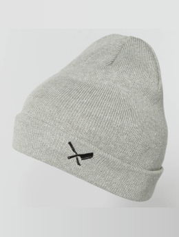 Distorted People Beanie Classic Blades grijs