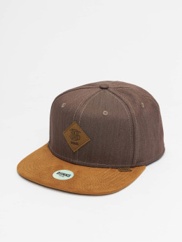 Djinns Casquette Snapback & Strapback 6p Linen 2015 brun