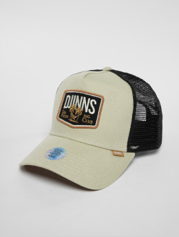 Djinns Casquette Trucker mesh Hft Nothing Club beige