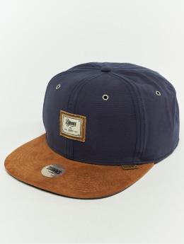 Djinns Snapback Cap 6p 10oz blu