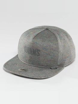 Djinns Snapback Cap Multi Melange grau