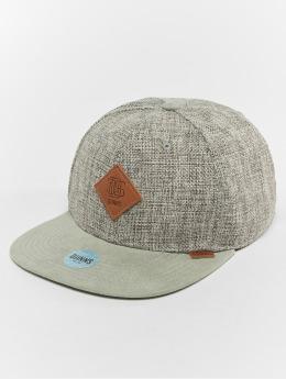 Djinns Snapback Cap 6p Suelin grau