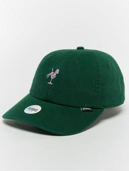 Djinns snapback cap Dad Washed Girl groen