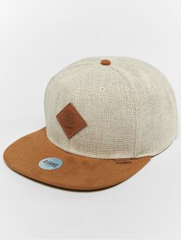 Djinns Snapback Caps 6p Suelin beige