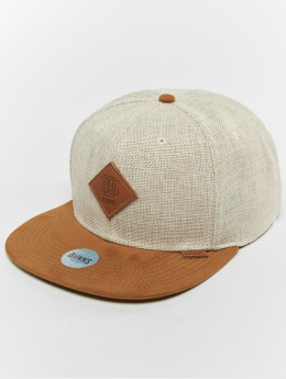 Djinns Snapback Caps 6p Suelin bezowy
