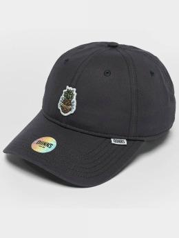 Djinns Snapback Caps Pineapple blå