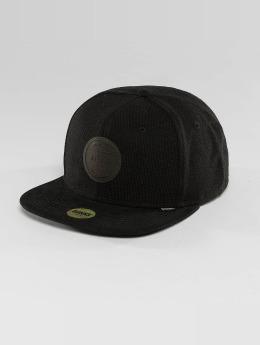 Djinns Snapback Caps Melambo 6 Panel musta