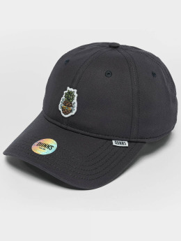 Djinns Snapback Caps Pineapple sininen