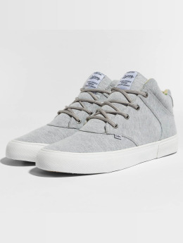 Djinns sneaker Chunk Jersey Aloha grijs
