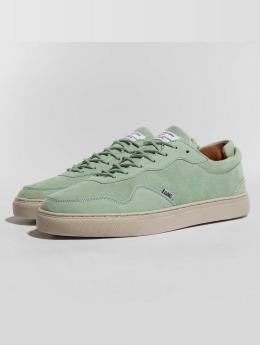 Djinns Sneaker Awaike Pig Skin grün