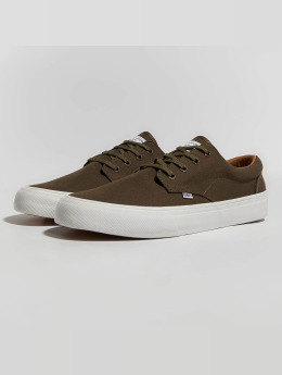 Djinns Sneaker Nice Simple olive