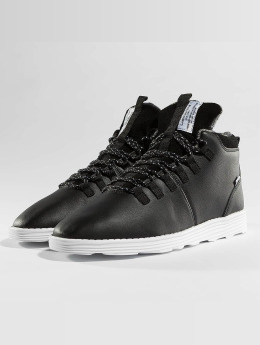 Djinns Sneaker Trek High Light schwarz