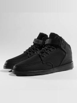 Djinns Sneakers Wunk Fur Light èierna