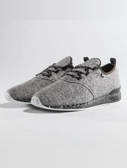 Djinns Sneakers Moc Lau Spots Duplex šedá