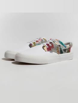 Djinns Sneakers Nice Rubber Aztek hvid