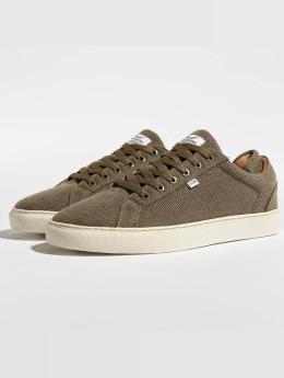 Djinns Sneakers Real Like olivová