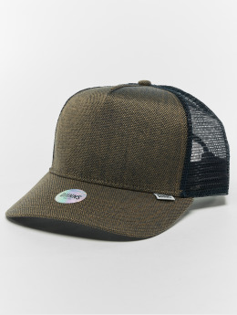 Djinns Trucker Cap Hft 2tone Oxford blue
