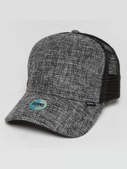 Djinns trucker cap HFT Colored Linen grijs